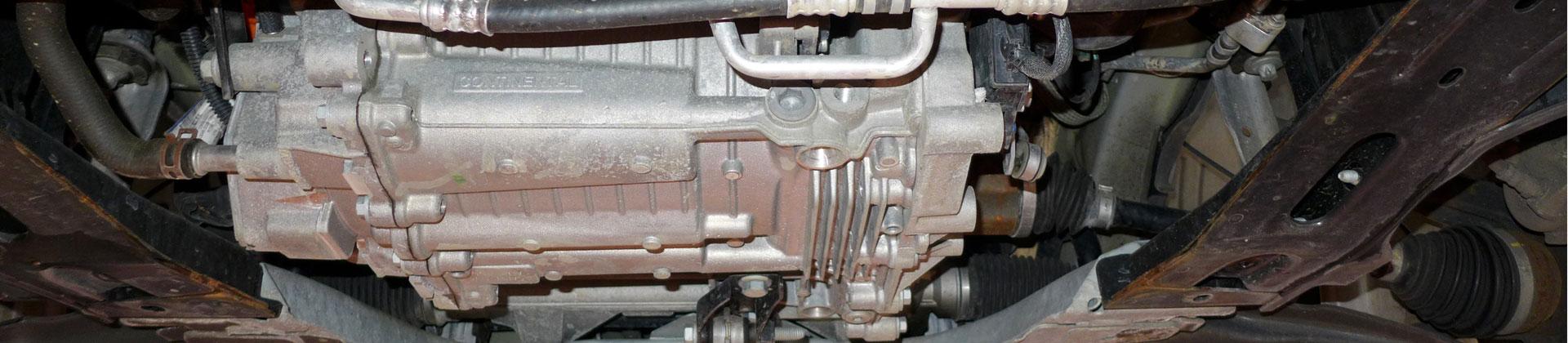 Antriebsaggregat im Renault ZOE (Symbolbild).