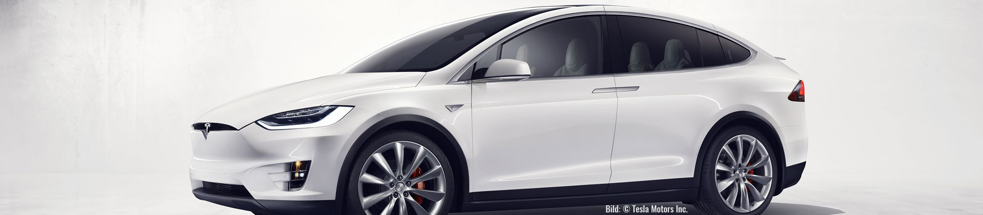 Tesla Model X (Bild: © Tesla Motors Inc.)