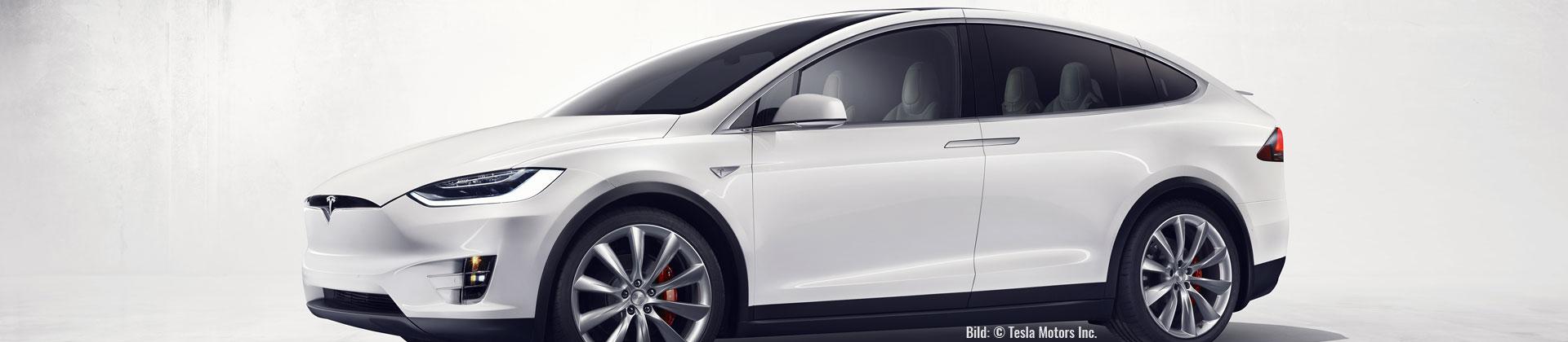 Tesla Model X (Bild: © Tesla Motors Inc.)