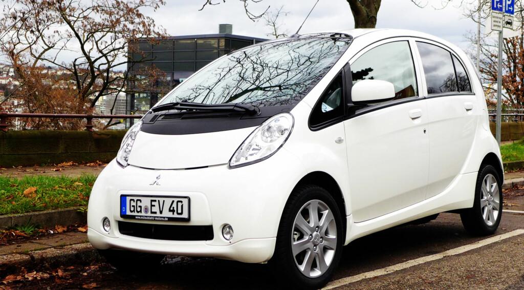 Ein Elektroauto mit besonderern Qualitäten - der Mitsubishi i-Miev